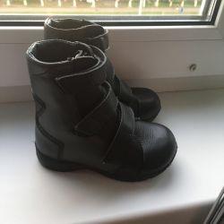 Noile pantofi ortopedici cad, primăvara.