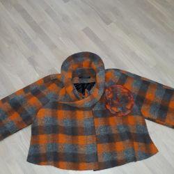 Jacket Poncho New