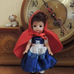 Little Red Riding Hood from Madame Alexander McDonald, s