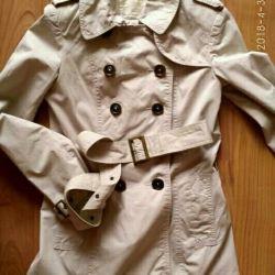 Stylish raincoat p.42-44