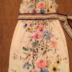 Платье нарядное. Новое.