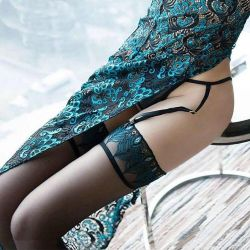 New stockings under the belt