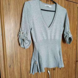 Μπλούζα Karen Millen s. Βαμβάκι 100 Αγγλία