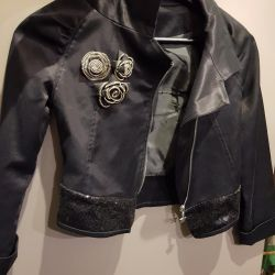 Designer girl's jacket