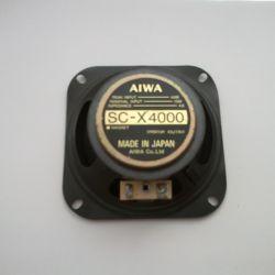 Ομιλητής του αυτοκινήτου aiwa SC - X 4000 1 τεμ