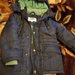 çocuk sonbahar ceket