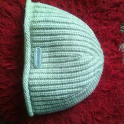 yarı yünlü şapka