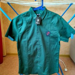 νέο μέγεθος πουκάμισου 46