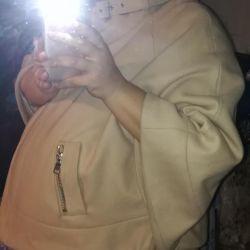 coat (poncho) 🤰Stradivarius (it is possible for pregnant women)