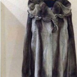 Γούνινο παλτό (auto lady)