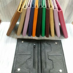 Purse organizer made of genuine leather!