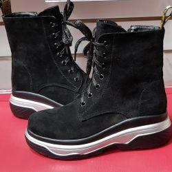 New autumn boots