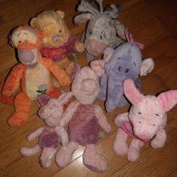 Winnie the Pooh Jucăriile