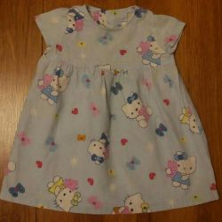 Dresses on the girl