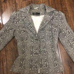 Jacket, cămașă de fustă