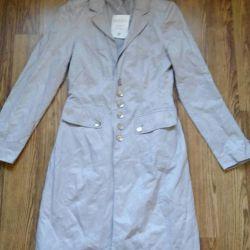 New raincoat, MADELEINE