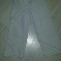 Pantaloni microvivori