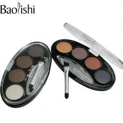 Baolishi kaş yeni 4 renk tonları
