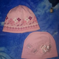 Caps for a girl 3-4 years