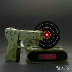 Alarm gun