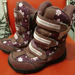boots autumn - winter