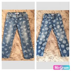 Jeans for 3-4 years, 104-110cm