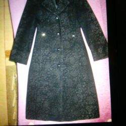 Coat, 42-44r, Wool, cashmere.