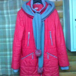 Long jacket, 50