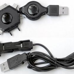 USB cable to smartphones phones gadgets and so on.