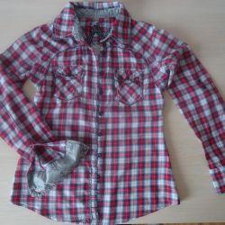 Cămașă de cămașă, rr 42
