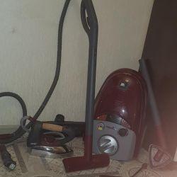 Ηλεκτρική σκούπα zepter