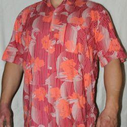 Новая рубашка BIAGGINI XL-XXL
