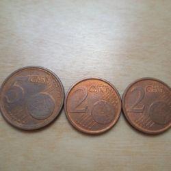 Coin 2 Euro Cent 2004 έτος