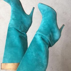 Boots of Nando Muzi (39 rr)