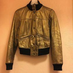 Gold jacket D&G 40-42
