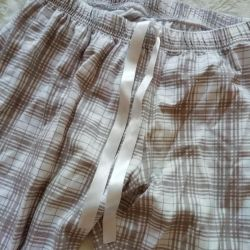 Homemade trousers