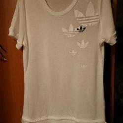 Bluză cu șnur din Adidas