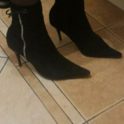 Half boots demi-season