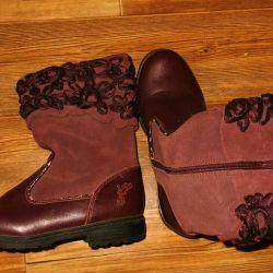 Children's boots, branded