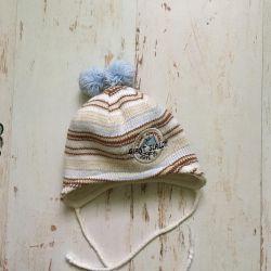 Winter children's hat