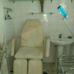 Πεντικιούρ καρέκλα