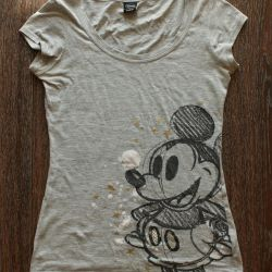 Long Disney T-shirt.