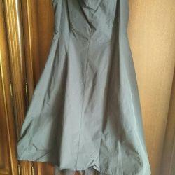 Elegant black dress size 48/50