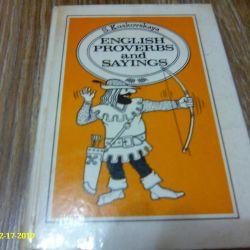 book in english