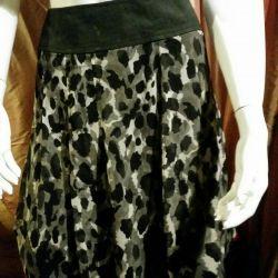 Good skirt, but stale.
