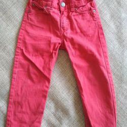 Erkek çocuk kot pantolonu H & M