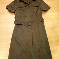 Dress for the woman-serviceman