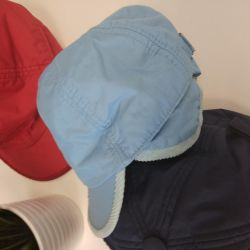 Tazlovye hats