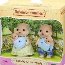 Set Sylvanian Families Family otters 5359