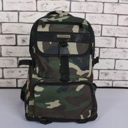 Camouflage backpack + watch for children for free!